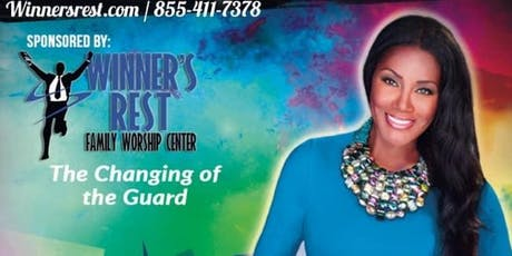 Changing of The Guard Dr. Juanita Bynum  tickets