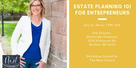 Estate Planning 101 for Entrepreneurs tickets