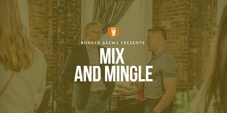 Bunker Brews Tampa: Mix and Mingle tickets