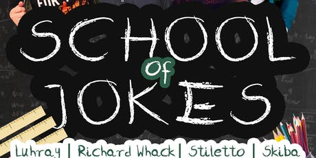 Zoom Comedy Presents School of Jokes tickets