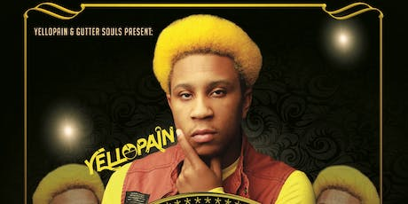 Colorado Springs CO YelloPain & Gutter Souls Pain In My Soul Tour Sept 20th tickets