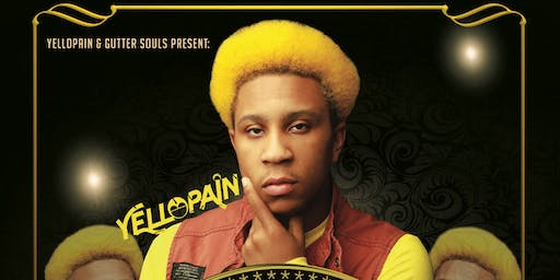 Colorado Springs CO YelloPain & Gutter Souls Pain In My Soul Tour Sept 20th