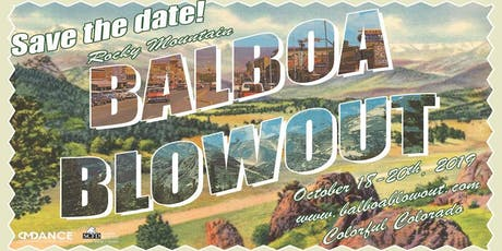 Rocky Mountain Balboa Blowout 2019 tickets
