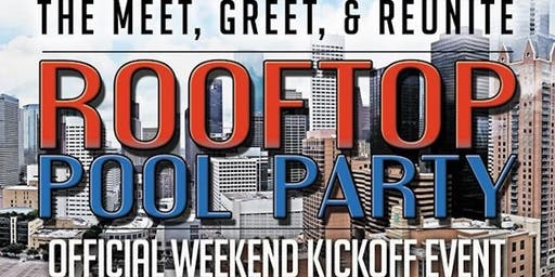 The Meet, Greet, & Reunite Pool Party