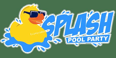 Splash Pool Party tickets