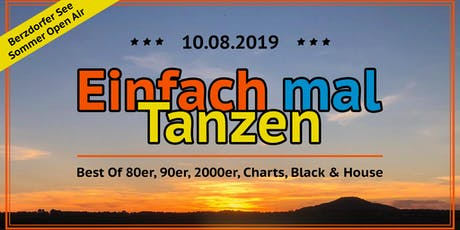 Einfach mal Tanzen - Summer Edition Tickets