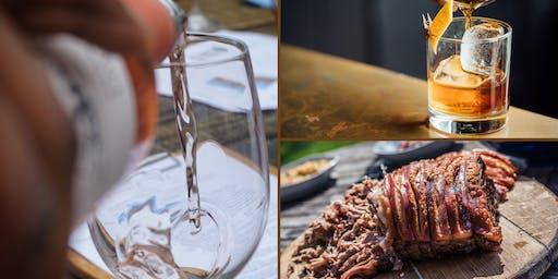 BRB: Bourbon, Rosé, & BBQ