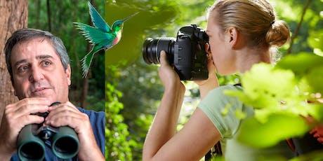 Workshop de Fotografia de Aves com Edson Endrigo ingressos