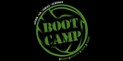 Volleyball BOOT Camp