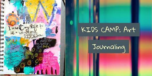KIDS CAMP: Art Journaling