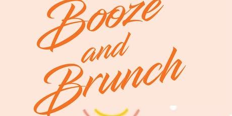 """Booze & Brunch"" tickets"