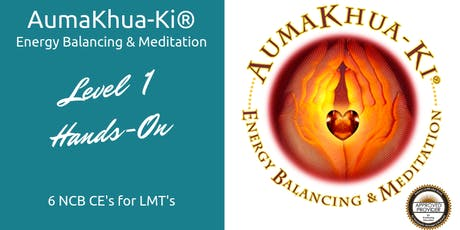 AumaKhua-Ki ® Energy Balancing 1 Hands-On tickets