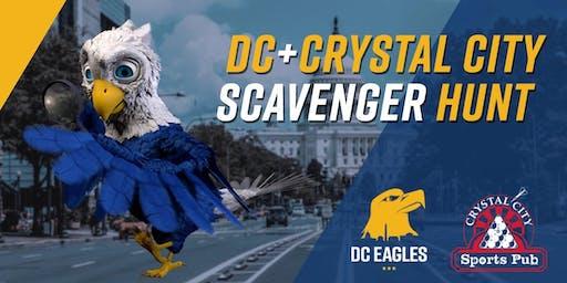 Annual DC Eagles Scavenger Hunt