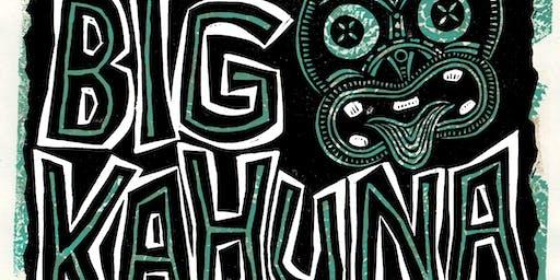 Grumpy's Big Kahuna Bash!
