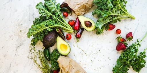 Lezing: VOED JE GOED - een andere kijk op voeding