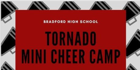 BHS Mini Cheer Camp tickets