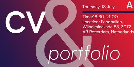 CV & Portfolio Session for Architects tickets