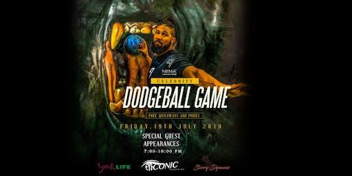 Celebrity Dodgeball Game Night