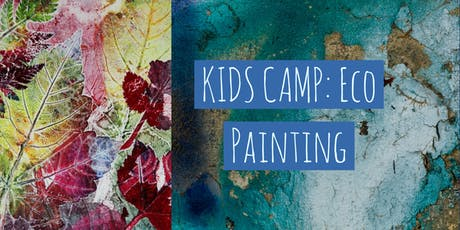 KIDS CAMP: Eco Painting tickets