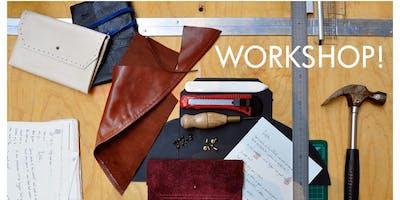 Workshop // Maak je eigen CLUTCH!