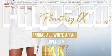 PPIX   Phrozen Phantasy 9   All White Party