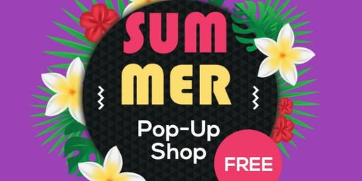 Summer Pop-up Shop