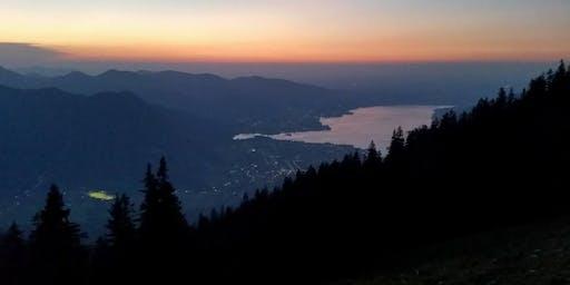 Sunset Hike Tegernsee