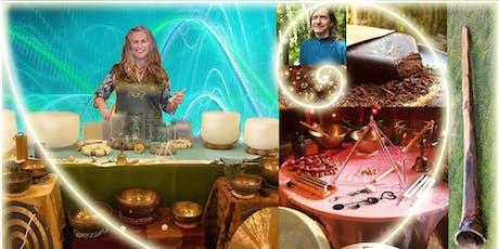 Cacao Ceremony & Sound Bath tickets