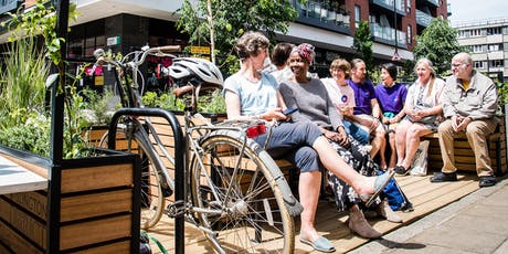 Cycle round parklets in Islington and Hackney tickets