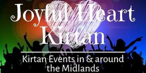 Kirtan with Joyful Heart
