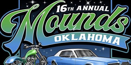 Mounds 16th Annual Car Show tickets