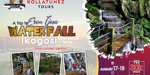 Explore Erin Ijesha Water Fall & Ikogosi