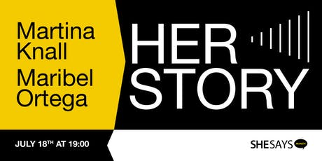 SheSays Munich: Her Story with Martina & Maribel Tickets