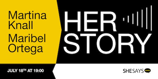 SheSays Munich: Her Story with Martina & Maribel