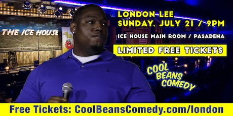FREE - London Lee Comedy Show! tickets