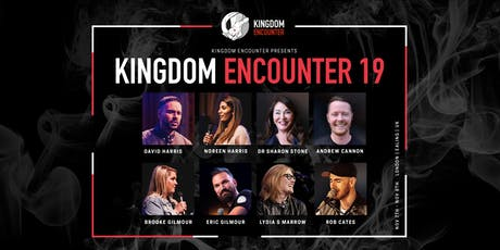 KINGDOM ENCOUNTER '19 | 7TH - 9TH NOV | LONDON tickets