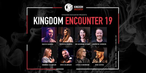 KINGDOM ENCOUNTER '19 | 7TH - 9TH NOV | LONDON