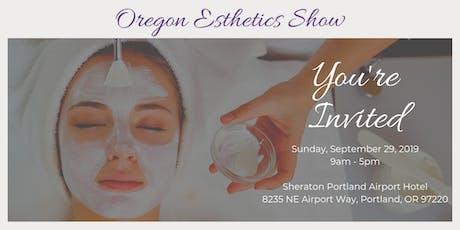 Oregon Esthetics Show tickets