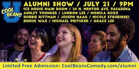 Free! Cool Beans U Alumni Show! tickets