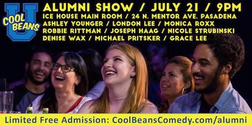 Free! Cool Beans U Alumni Show!