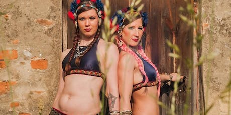Creative Summer - Tribal Fusion Bellydance - Schnupperworkshop Tickets