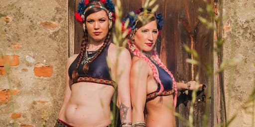 Creative Summer - Tribal Fusion Bellydance - Schnupperworkshop