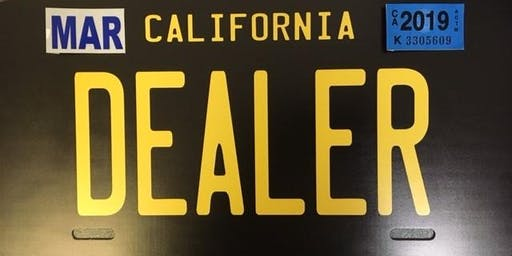 San Clemente Car Dealer School