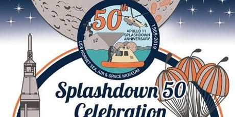 USS Hornet Museum Splashdown 50 Celebration!  tickets