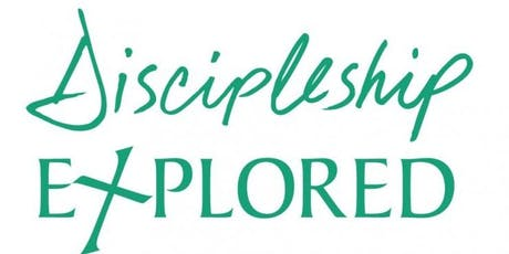 Discipleship Explored tickets