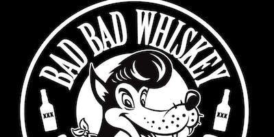 NJBS HOEDOWN PRESENTS 'BAD BAD WHISKEY' &        JACK ALLSOBROOK