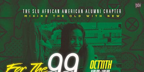 SLU AAAC Presents 99' and 2000' Homecoming Editions  tickets