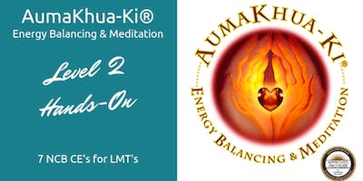 AumaKhua-Ki ® Energy Balancing 2 Hands-On