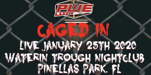 PWE Presents Caged In