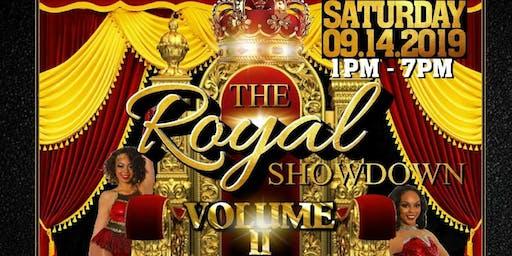 The Royal Showdown Volume-11